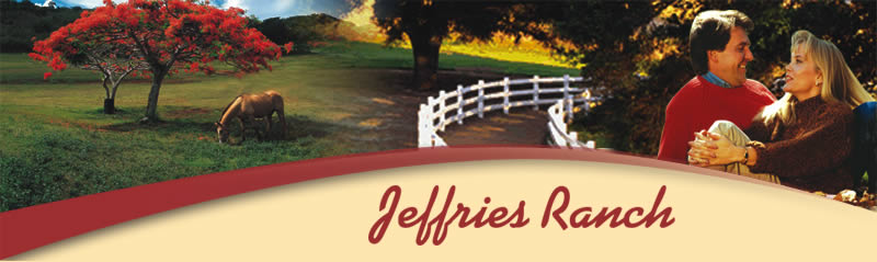 Jeffries Ranch Equestrian Estate Living